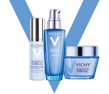 Vichy Face For Dehydrated Skin