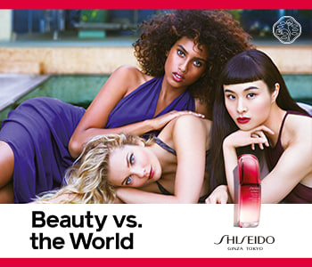 Shiseido Eyes & Lips