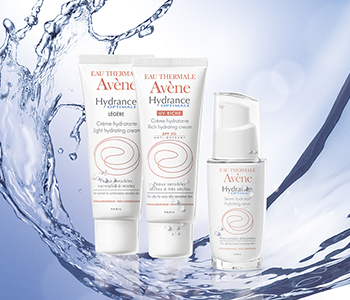 Avene Face Care For Dehydrated Skin