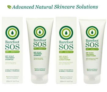 Barefoot SOS Hair Care