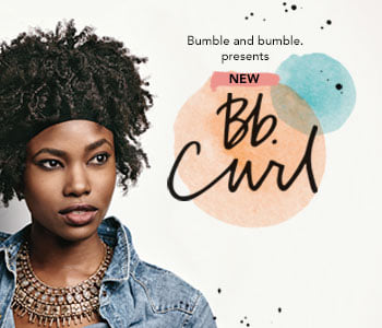 Bumble and bumble Curl Care