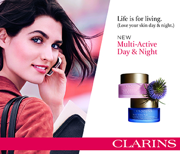 Clarins Multi-Active (30's)
