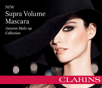 Clarins Autumn Look