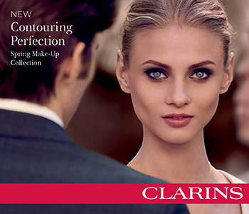Clarins Spring Look - Contouring Perfection