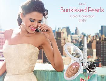 Summer Look - Sunkissed Pearls