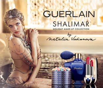 Guerlain Christmas Look - Shalimar