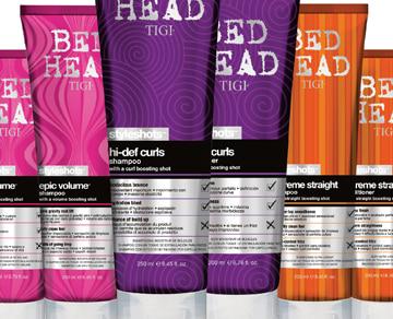 TIGI Bed Head Styleshots
