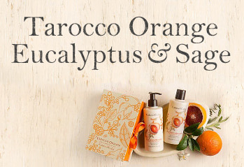 Tarocco Orange, Eucalyptus & Sage