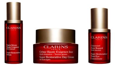 Clarins Super Restorative (50's)