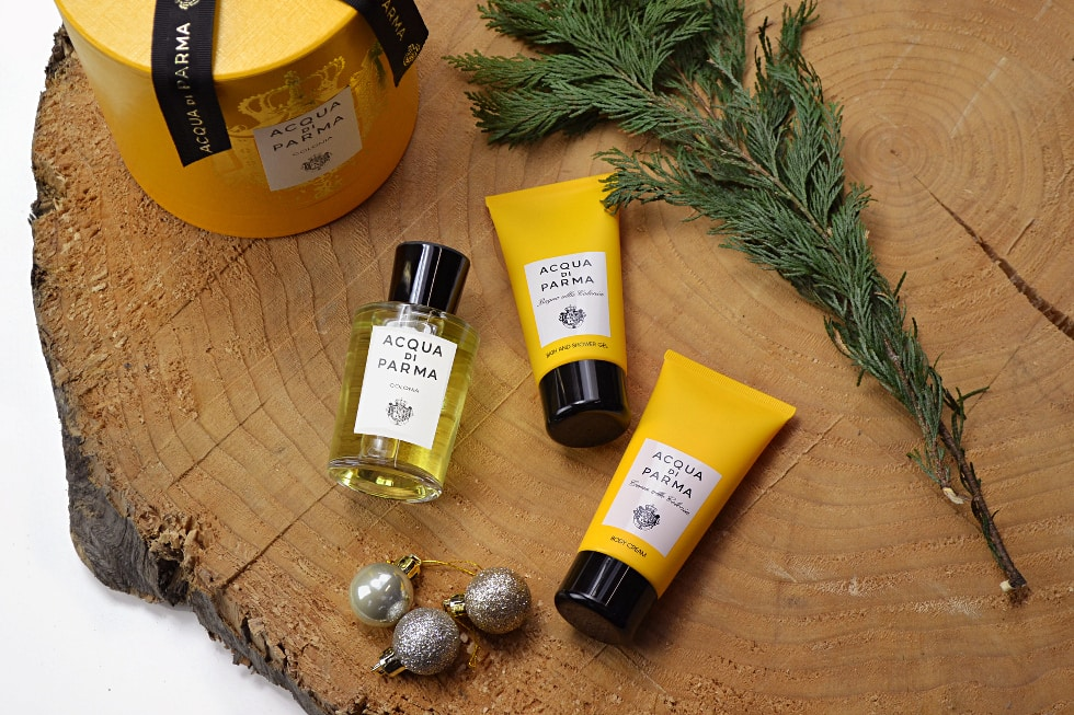 The Acqua di Parma Gift Guide