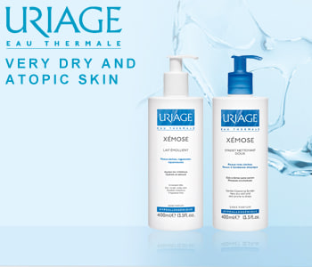 Uriage Very Dry and Atopic Skin Care for Body