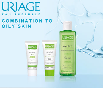 Uriage Combination to Oily Skin Care