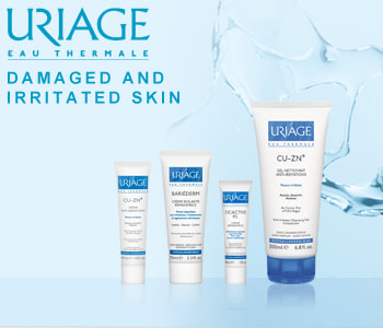 Uriage Damaged and Irritated Skin Care
