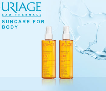 Uriage Suncare for Body