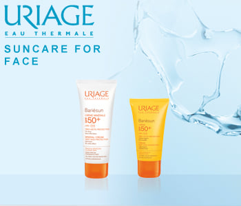 Uriage Suncare for Face