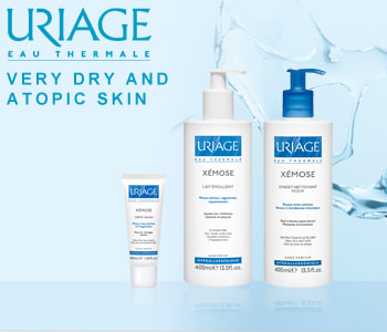 Uriage Very Dry and Atopic Skin Care