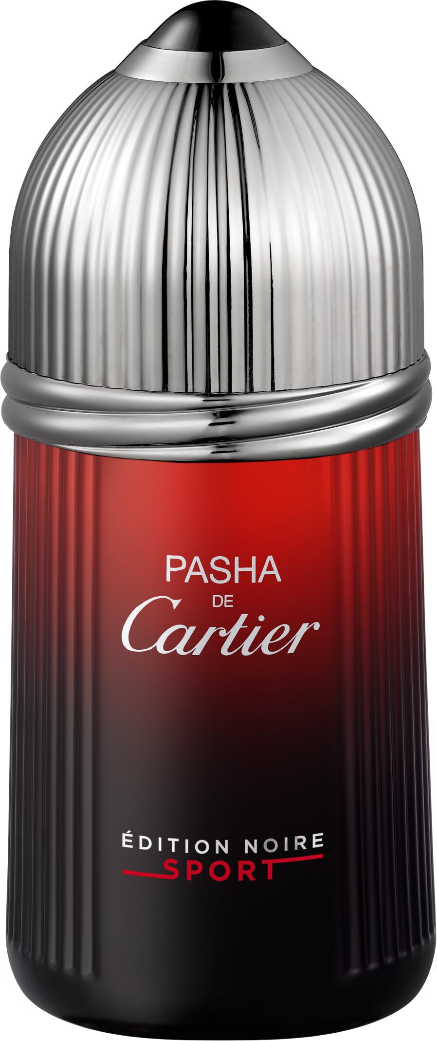 Cartier pasha de cartier edition noire sport eau de for Arrivee d eau toilette