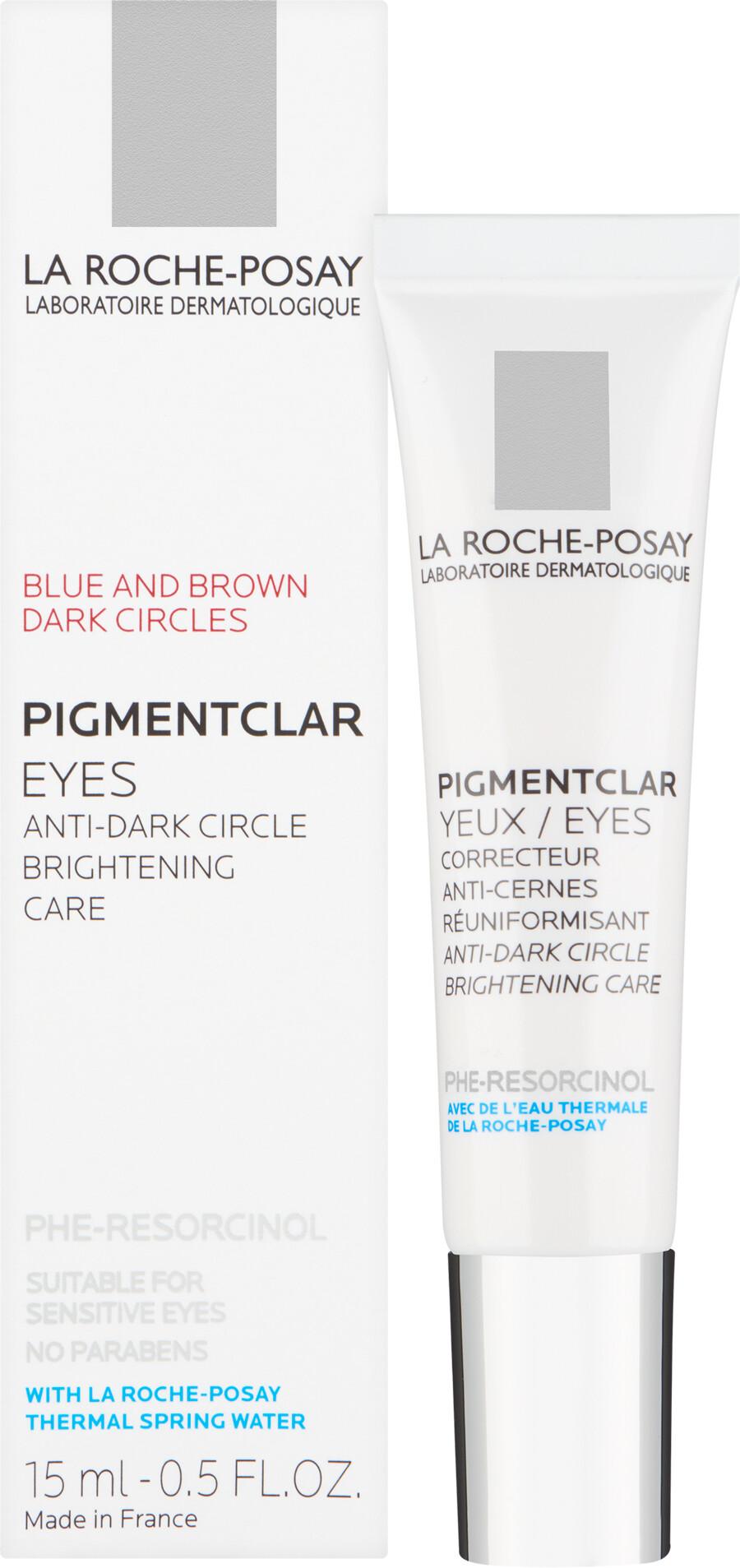 La Roche Posay Pigmentclar Eyes Dark Circle Skin Evening