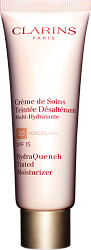 Clarins HydraQuench Tinted Moisturizer SPF 15 50ml 00 - Porcelain