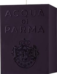 Acqua Di Parma Large Cube Candle - Black - Amber 1000g
