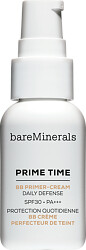 bareMinerals Prime Time BB Primer-Cream Daily Defense Lotion SPF30 30ml