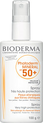 Bioderma Photoderm Mineral Spray SPF50 100g