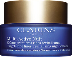 Clarins Multi-Active Nuit Revitalizing Night Cream - Normal to Combination Skin