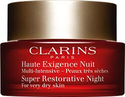 Clarins Super Restorative Night Wear For Very Dry Skin 50ml