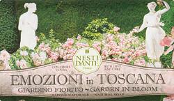 Nesti Dante Emozioni in Toscana Garden In Bloom Soap 250g