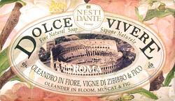 Nesti Dante Dolce Vivere Roma Soap 250g