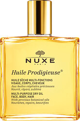 Nuxe Huile Prodigieuse Multi-Purpose Dry Oil Splash - Face, Body and Hair 50ml