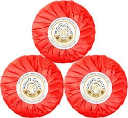 Roger & Gallet Fleur de Figuier Soap Coffret 3 x 100g