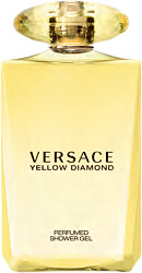 Versace Yellow Diamond Perfumed Shower Gel 200ml