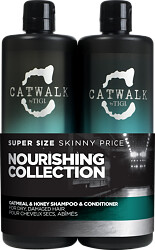 TIGI Catwalk Oatmeal and Honey Shampoo and Conditioner Tween Duo