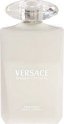 Versace Bright Crystal Perfumed Body Lotion 200ml