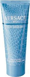 Versace Man Eau Fraiche Perfumed Bath & Shower Gel 200ml