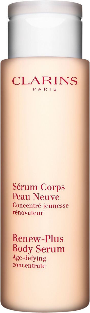 CLARINS Renew-Plus Body Serum Age-defying concentrate 200ml