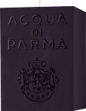 Acqua Di Parma Large Cube Candle - Black - Amber 1000g