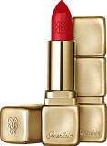 GUERLAIN KISSKISS Hydrating & Plumping Velvet Matte Lip Colour 3.5g M331 Chili Red