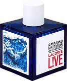 Lacoste L!VE Pour Homme Eau de Toilette Spray Raymond Pettibon Collector's Edition 100ml