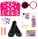 Emma Lomax SOS Kit Pink Lace Hen Contents