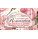Nesti Dante Romantica Florentine Rose and Peony Soap 250g