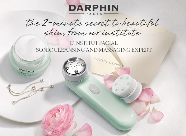 Darphin L'Institut Facial Sonic Cleansing and Massaging Expert