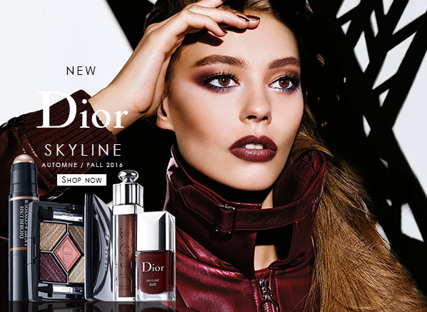 Dior Skyline | Dior Autumn Look