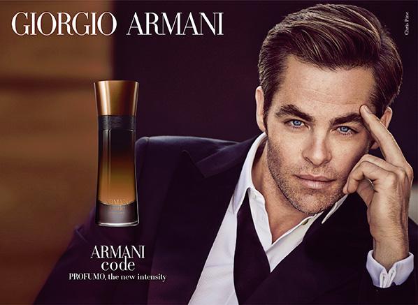 Giorgio Armani Code Profumo Eau de Parfum Spray
