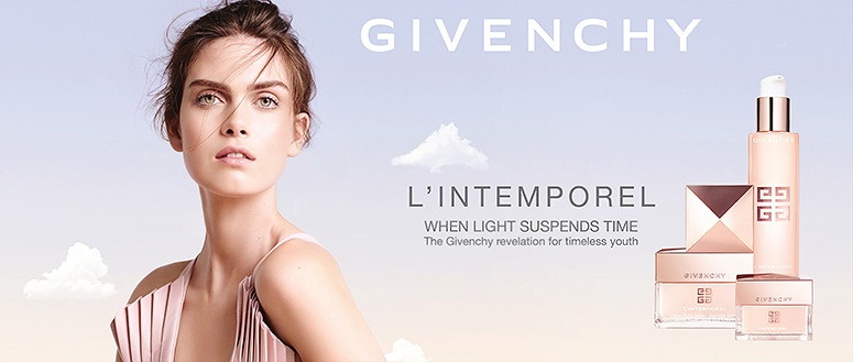Givenchy L'Intemporel Skincare