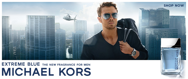 Michael Kors Men Extreme Blue